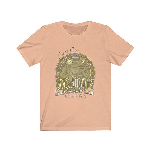 Frogman's Mud Balm Short Sleeve Tee