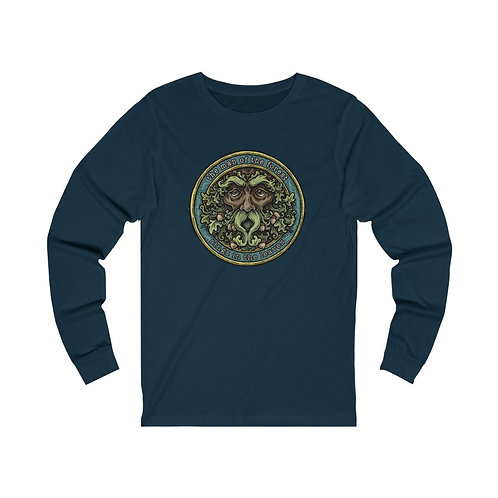 Man of the Forest Long Sleeve Tee