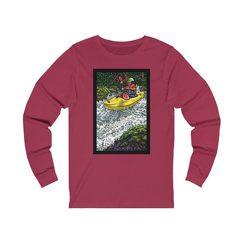 Flow Long Sleeve Tee