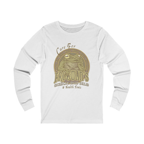 Frogman's Mud Balm Long Sleeve Tee