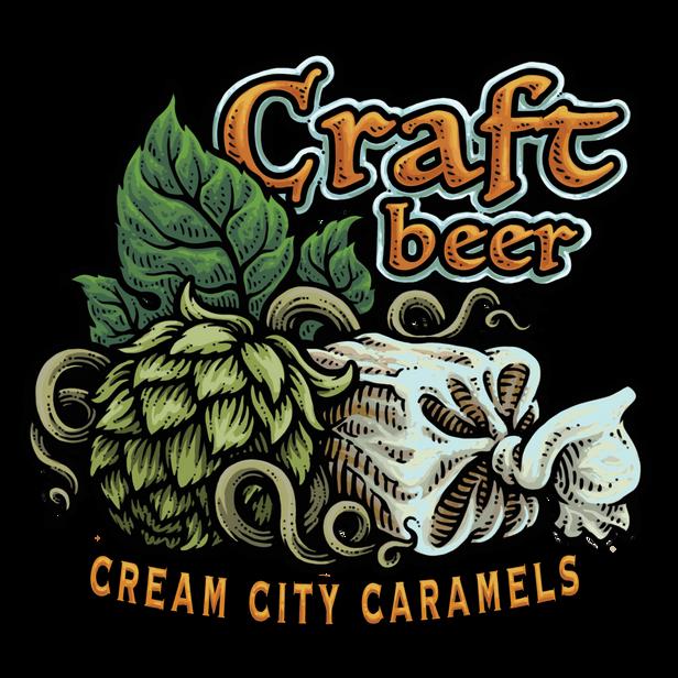 Craft Beer Sticker