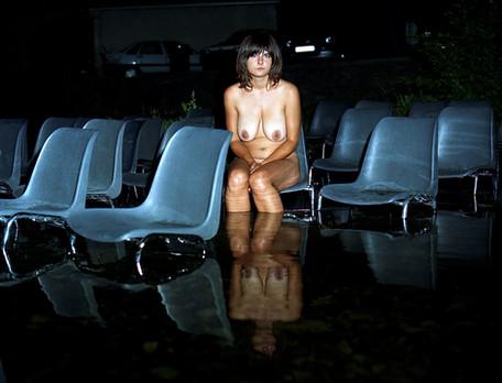 Rebecca Les pieds Dans L'eau - Lodève 2004
