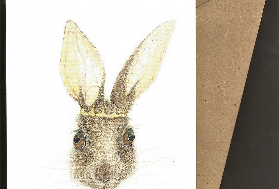 Hare to the throne