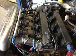 2.5L Turbo DBW Duratec Wiring Loom f