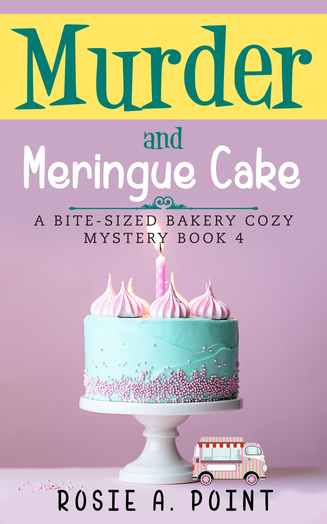 Murder and Meringue Cake