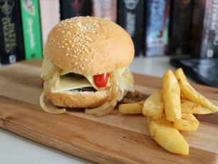 Recipe Idea: The Double Cheese Burger