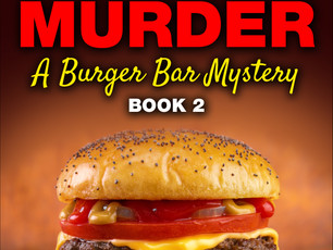 Coming Soon: The Double Cheese Burger Murder!