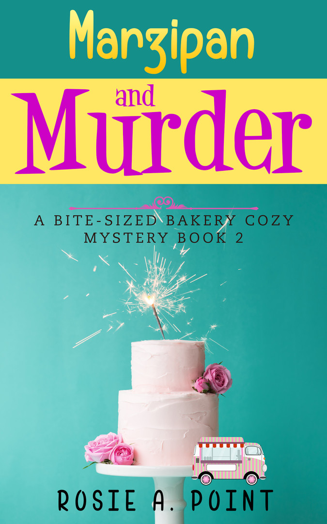 Marzipan and Murder