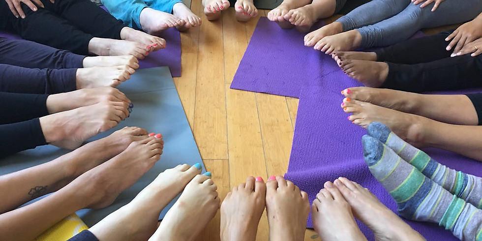 Kids' Yoga on Cobb Asynchronous Learning Days
