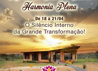 Retiro de Semana Santa - Harmonia Plena! No Templo da Centelha Divina em Alto Paraíso/GO