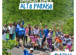 ONG Adha com você em Alto Paraíso/GO