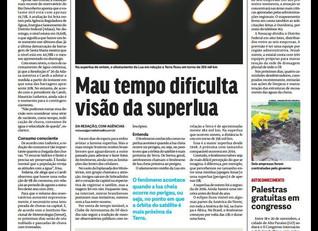 II Congresso Internacional de Saúde Plena no Jornal de Brasília