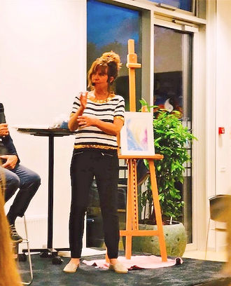 Maya Fridan Klarsyn i Silkeborg