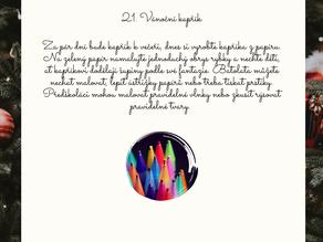 Adventní kalendář - den 21