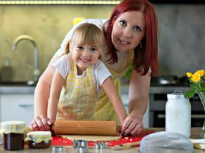 To nejlepší pro malé strávníky - rozhovor s Mámou v kuchyni
