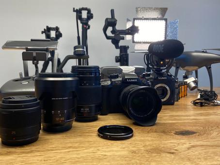 Před kamerou, za kamerou, někdo musí stát, jinak nebudu hrát
