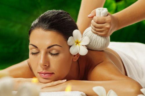 Thai Herbal Ball Massage Plus