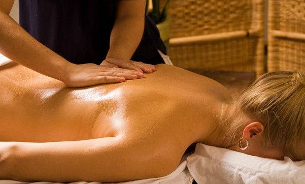 Thai Hybrid Massage