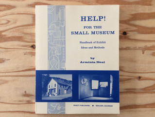 Help for the Small Museum