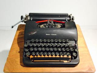 Typewriter - Smith & Corona