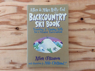 Backcountry Ski Book
