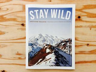 STAY WILD Magazine - Winter 2017