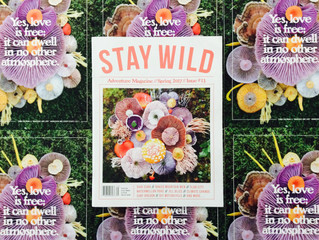 Stay Wild Magazine issue #13