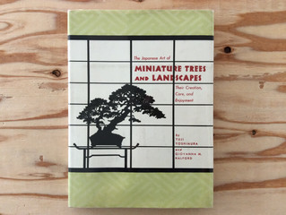 The Japanese Art of Miniature Trees and Landscapes