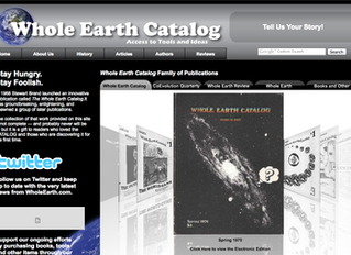 Whole Earth Catalog ③