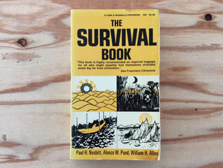The Survival Book & The Book of Survival