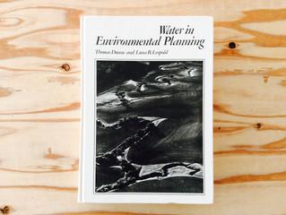 Water in Environmental Planning