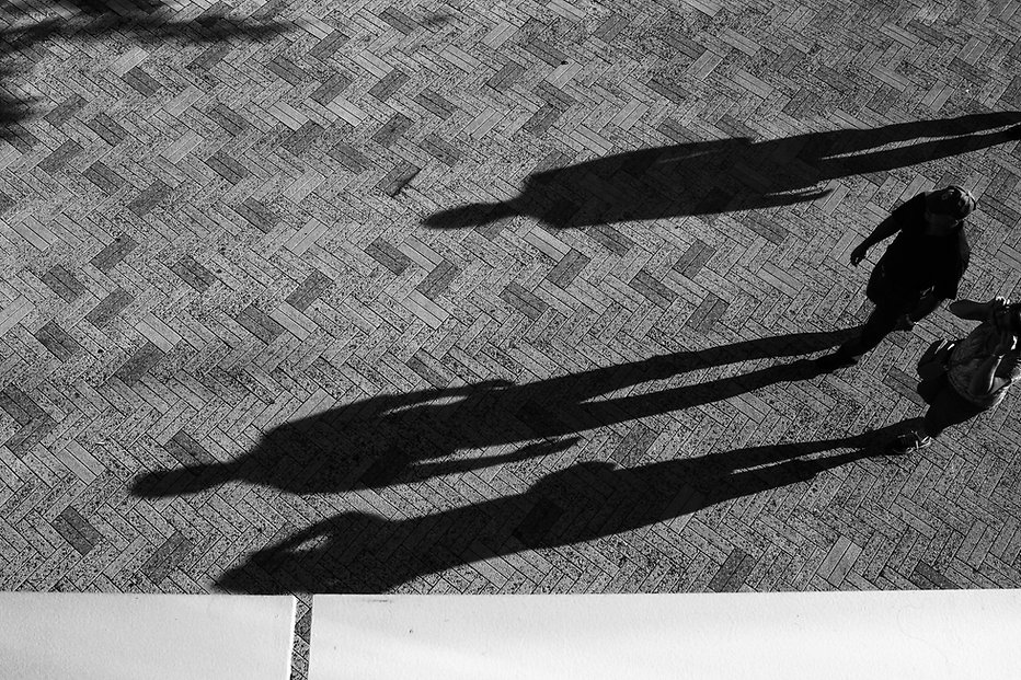 People's Shadows