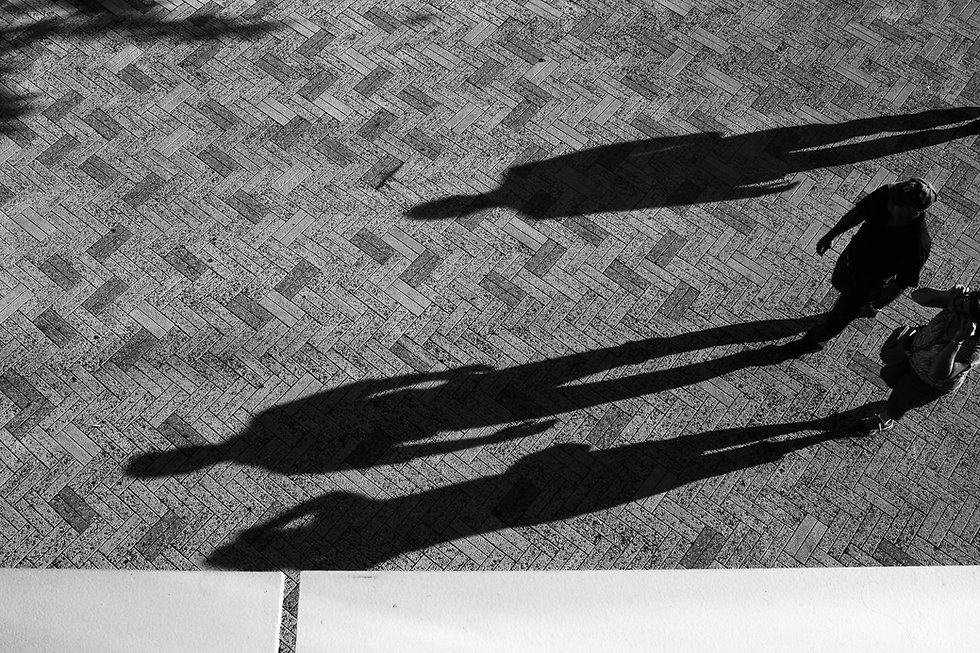 People's Shadows