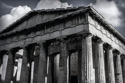 Hephaisteion auf der Agora, Athen