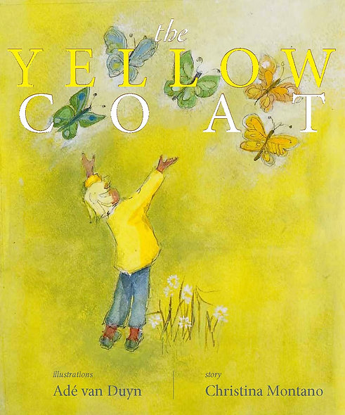 The Yellow Coat Book (PICKUP ONLY)