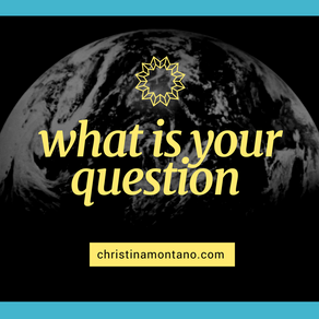 What Is Your Question ?