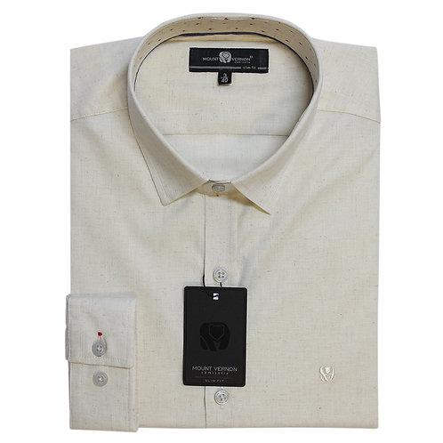 Camisa Slim Fit Mount Vernon F3265