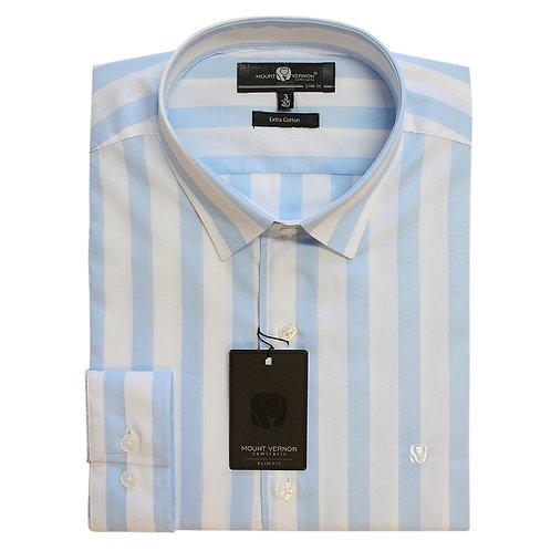 Camisa Slim Fit Mount Vernon F3244
