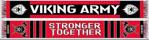 2021 Viking Army Supporters Club Membership Scarf