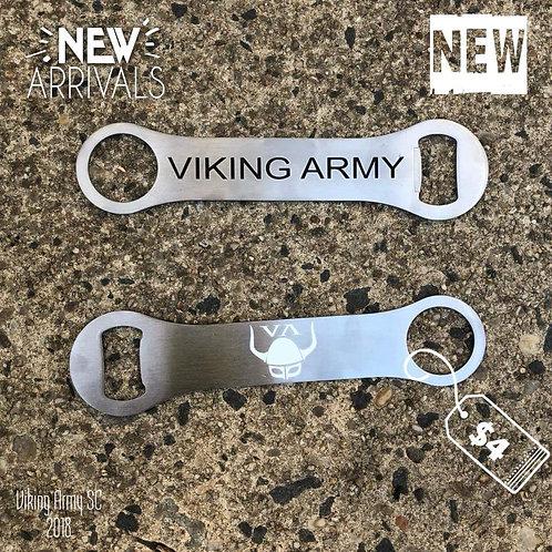 Viking Army Bottle Openers