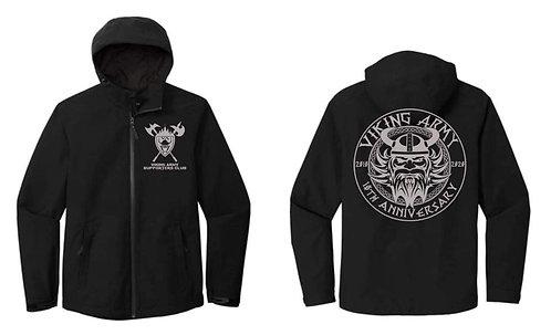 Viking Army Rain Jacket