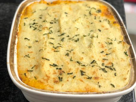Mac & Cheese Shepherds Pie