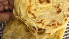 Paratha (Indian Flat bread)