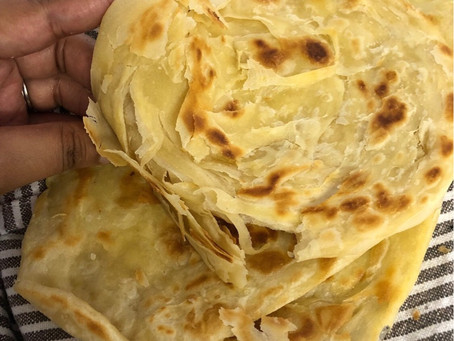 Paratha (Indian Flat bread)