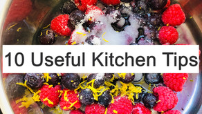10 Useful Kitchen tips