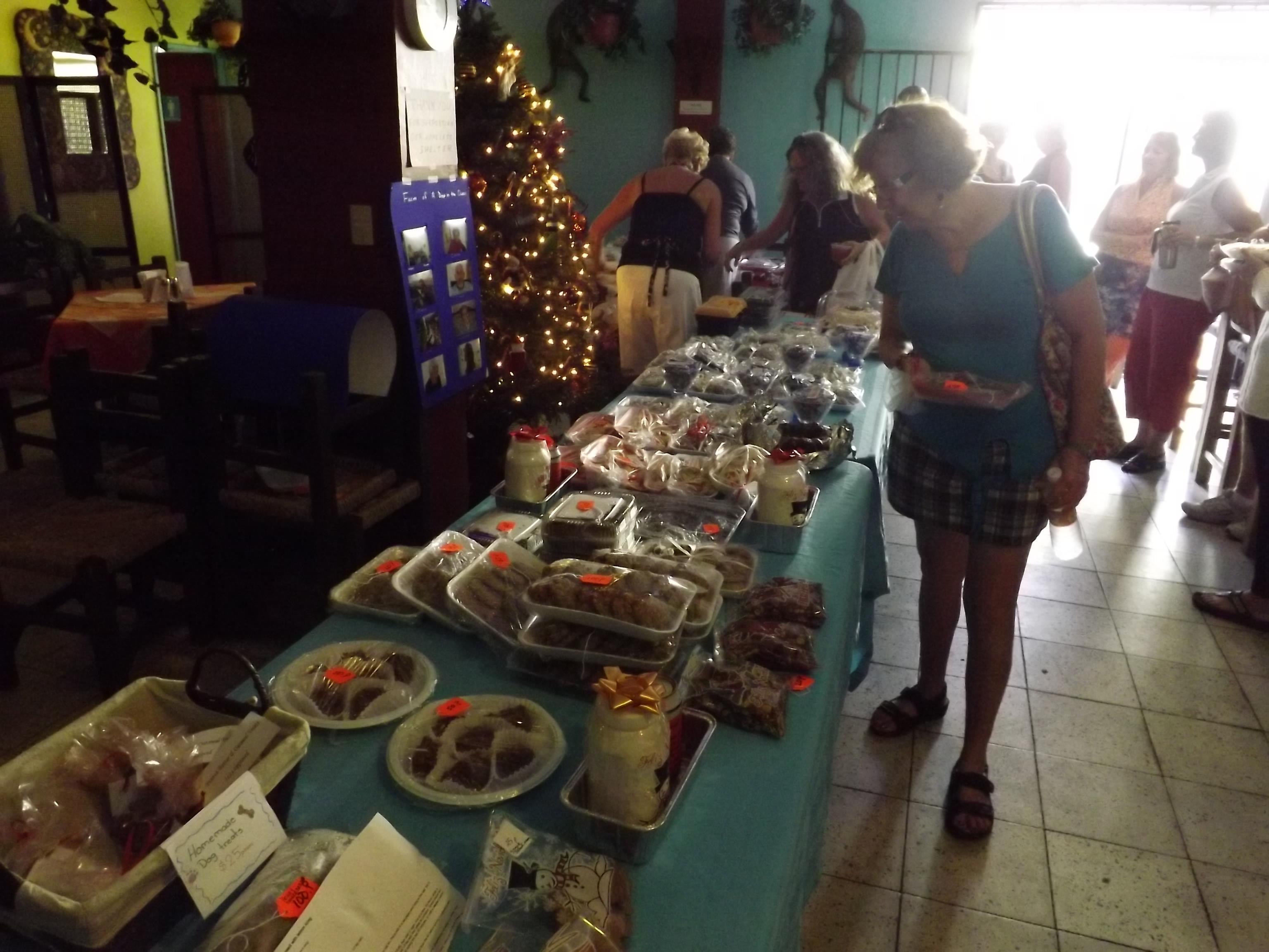 Drop in the Ocean bake sale