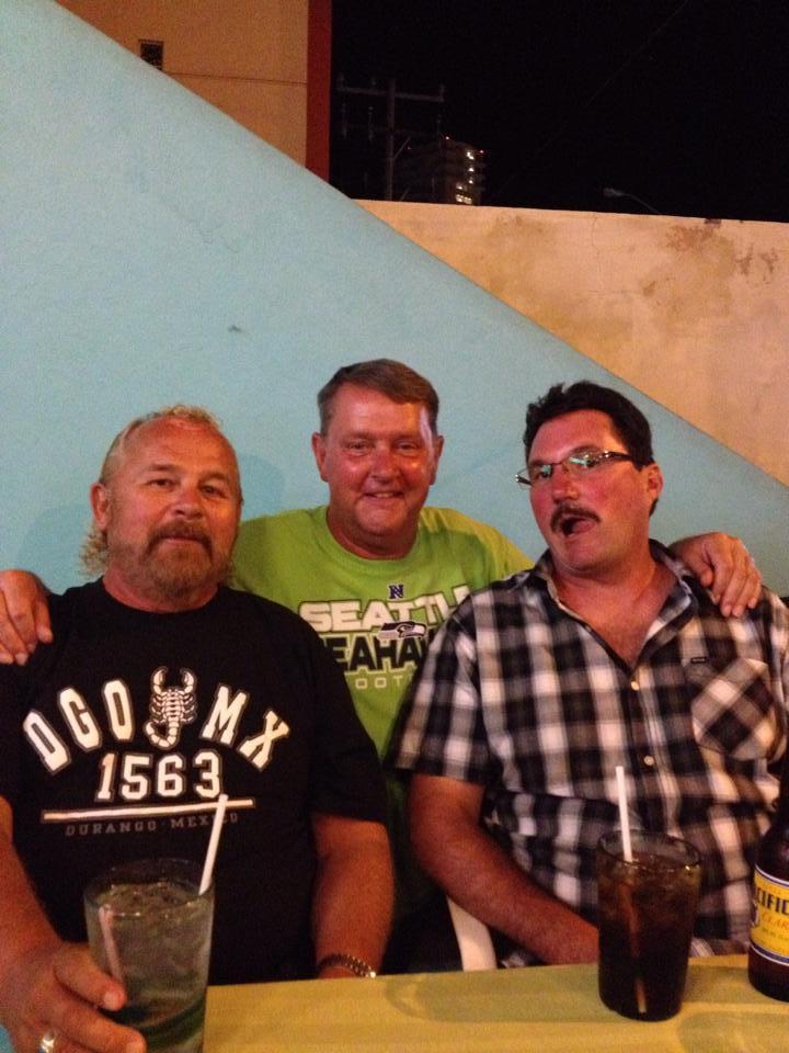 three amigos!!
