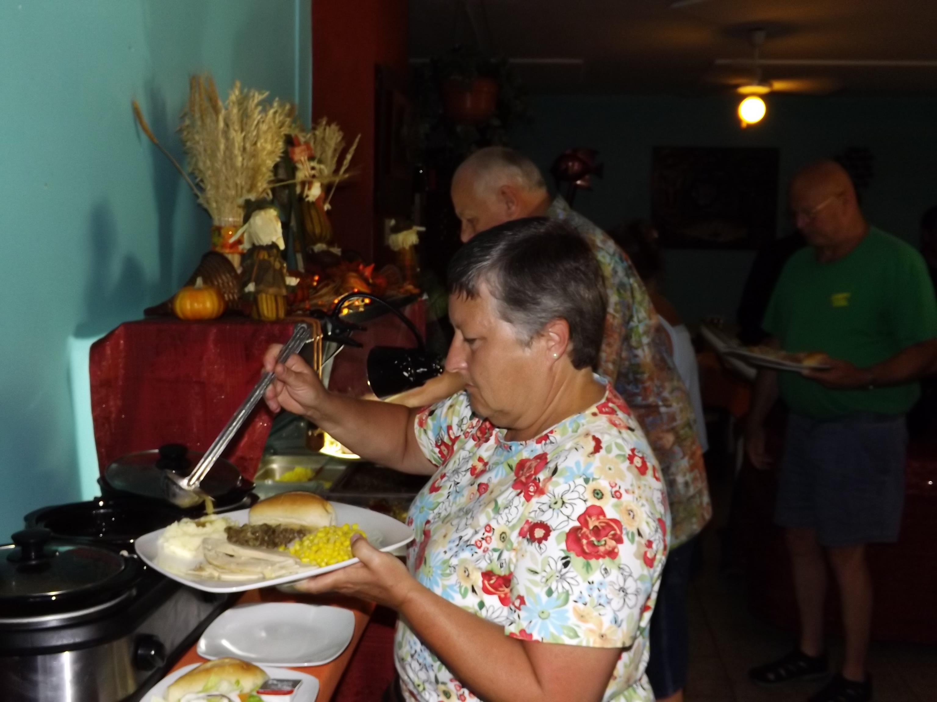 American Thanksgiving 2013