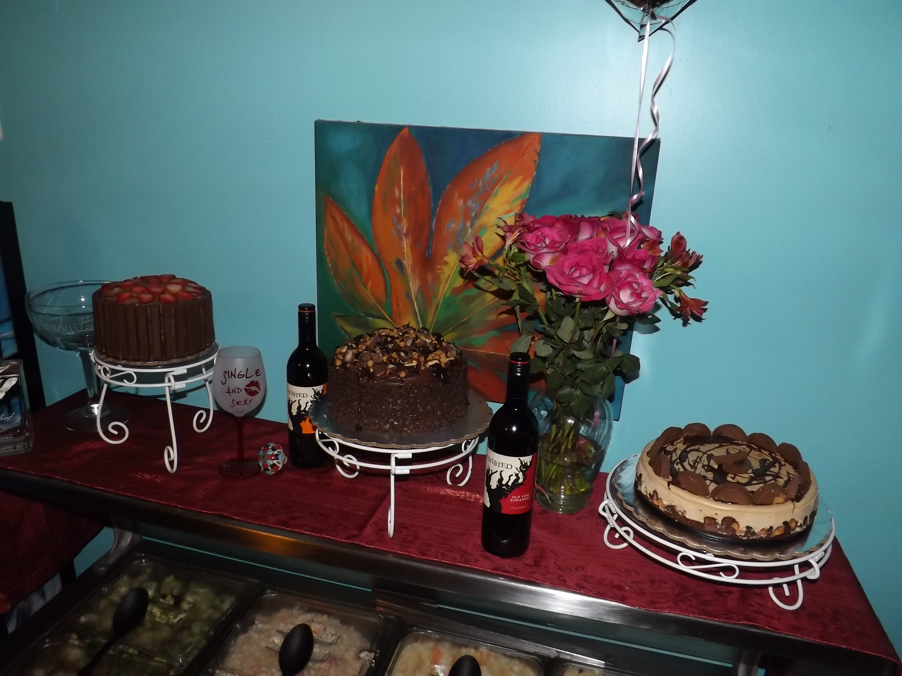 The Twisted Mama's Birthday Cakes