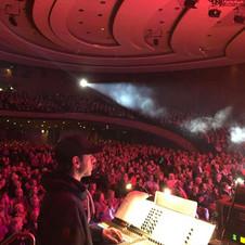 Nils Strassburg & The Roll Agents, Liederhalle Stuttgart, 2017